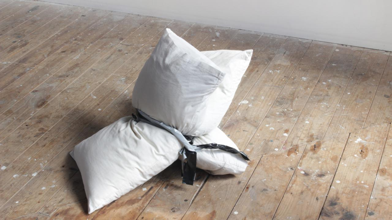 Untitled [pillows] 2015